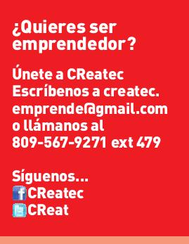 Contactos Createc
