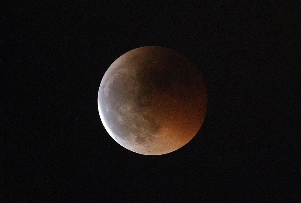 Eclipse total lunar. (Foto de NatGeo)