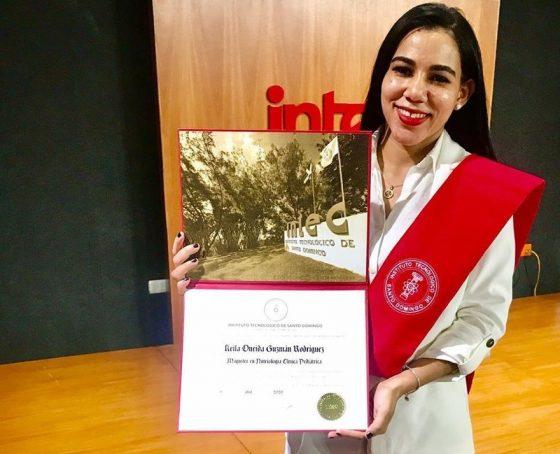 """Keila Guzmán: """"Para alcanzar tus sueños debes ser paciente y perseverante"""""""